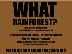 rainforest music festival